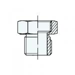 Přípojka AN 137524 - pro teploměrové jímky