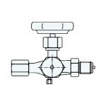 Ventil DIN 16 271 tvar A