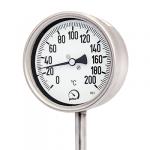 Teploměr tlakový typ 31, Ø 100 mm
